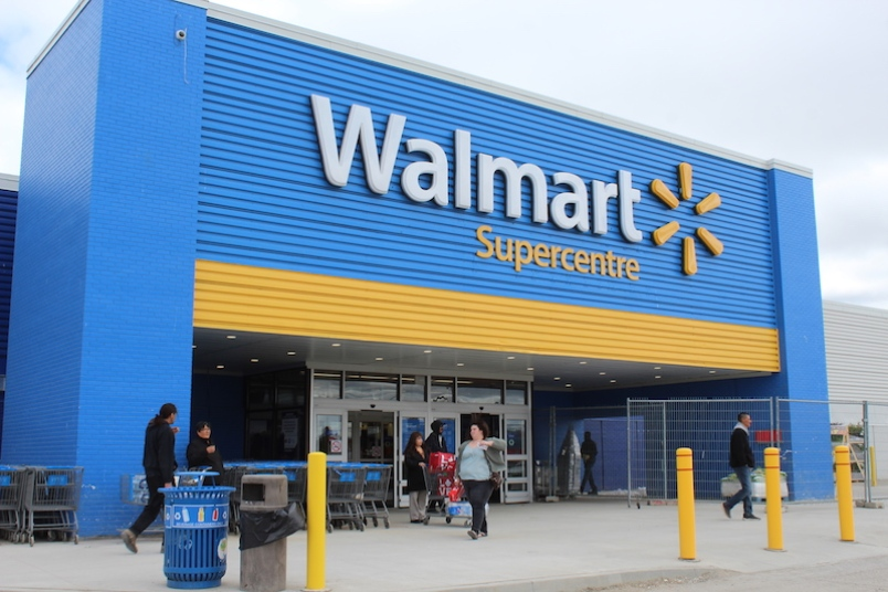 Wal-Mart Running a Cheque Scam Racket, Stealing from Customers